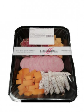 ASSIETTE APERITIVE MINI STICK