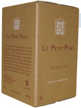 PETIT PONT ROUGE 5 LITRES