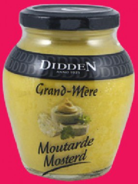 MOUTARDE 250g