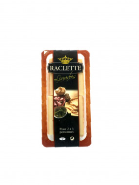 RACLETTE 400g 2-3 PERS.